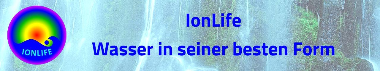 IonLife - Wasser in seiner besten Form